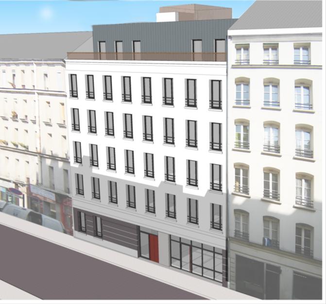 Rue Cavaignac (75)